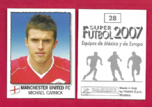 Manchester United Michael Carrick England 28